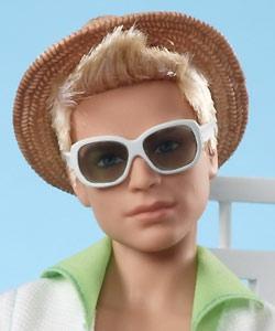 Эксклюзивная коллекционная кукла Кен