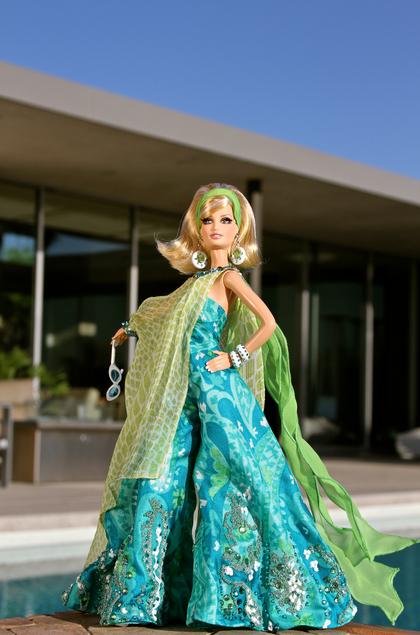 Фото куклы Барби в Палм Спрингс