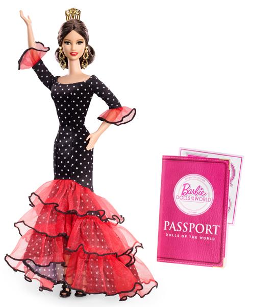 Первые куклы Dolls of the World 2013 года