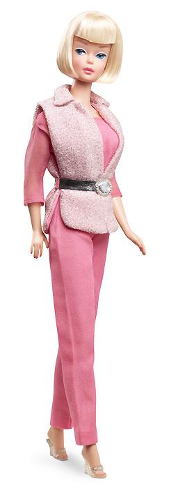 Коллекционная кукла Барби репро винтаж 2013