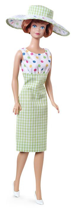 Коллекционная кукла Мидж репро винтаж 2013
