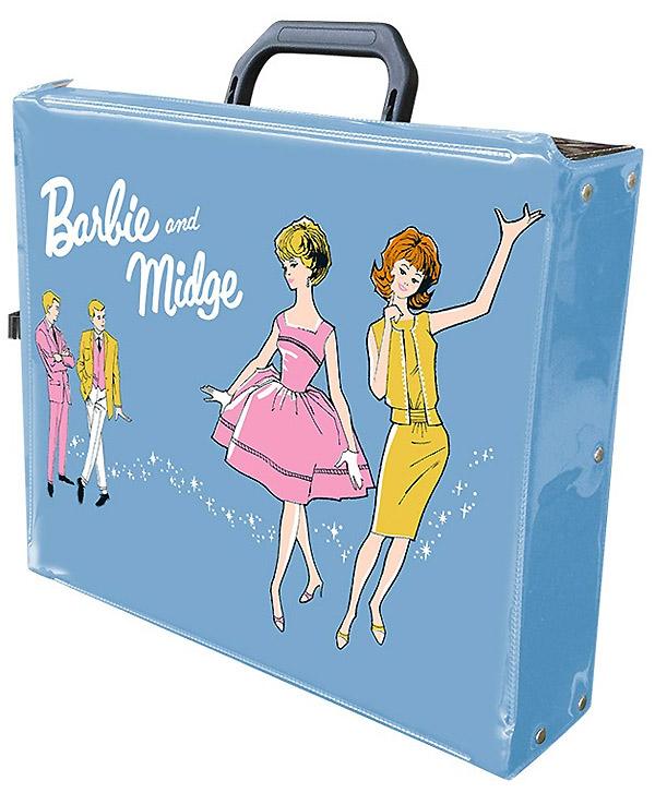 Переноска для Барби винтажная репликант