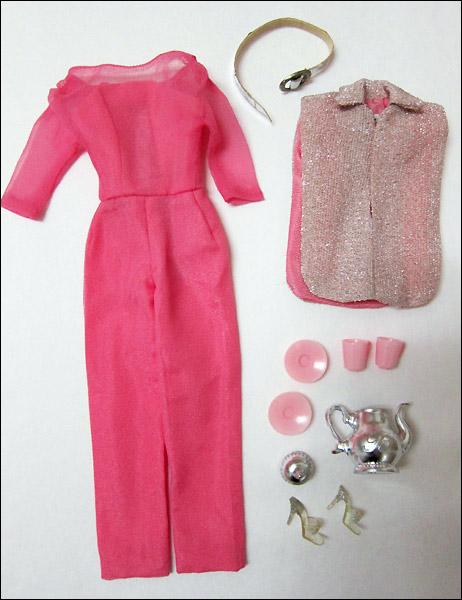 Одежда для Барби винтажная