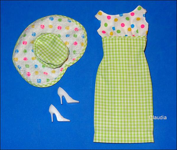 Одежда для Барби и Мидж винтажная