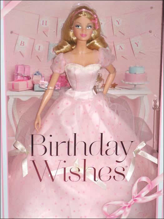 Фото куклы Барби День Рождения Birthday Wishes Barbie
