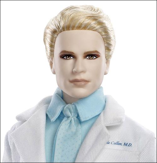 Коллекционная кукла Карлайл Каллен Сумерки Twilight