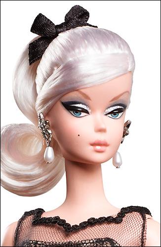 Коллекционная кукла Силкстоун 2013 Silkstone Barbie BFMC Cocktail Dress