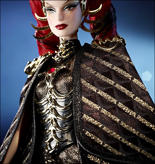 Коллекционная кукла Барби Королева Созвездий Queen of the Constellations
