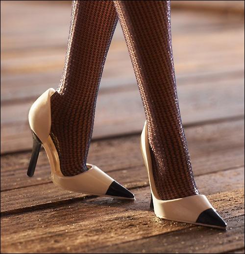 Обувь коллекционной Барби Силкстоун