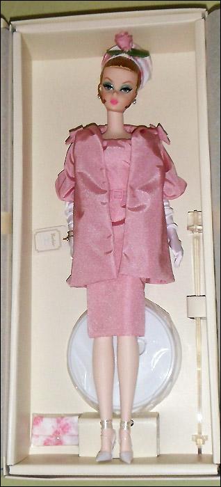 Коллекционная кукла Барби конвенционная Силкстоун эксклюзив Paris fashion doll festival