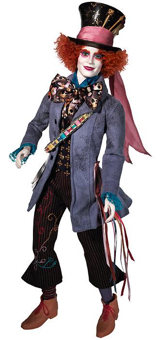 Коллекционная кукла Безумный Шляпник Джонни Депп