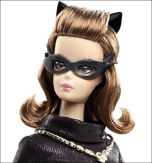 Коллекционная кукла Барби Женщина-Кошка из Бэтмена