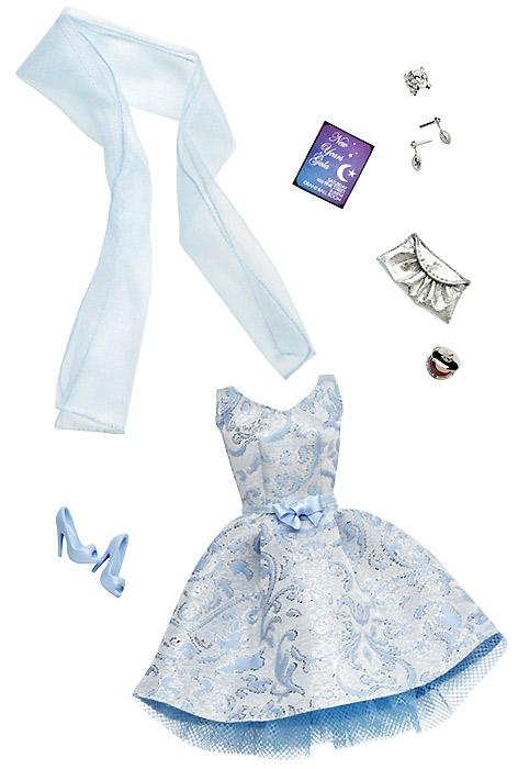 Одежда для коллекционной Барби-модели Party Perfect 2013
