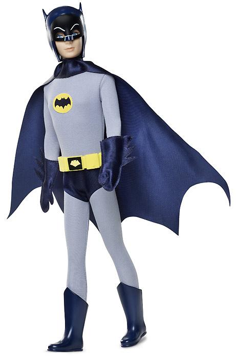 Batman Ken & Catwoman Barbie 2013: назад в шестидесятые