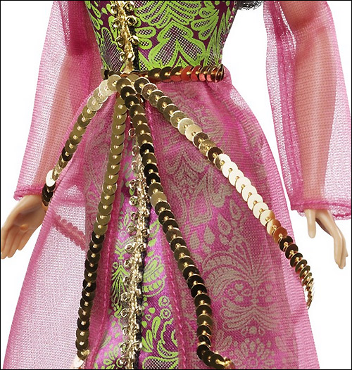 Коллекционная Барби новинка 2013 куклы мира Марокко