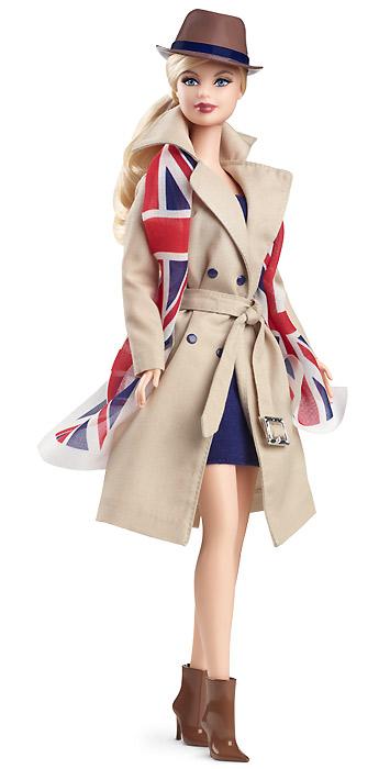 Три новые Куклы Мира-2013. Великобритания, Канада и Марокко