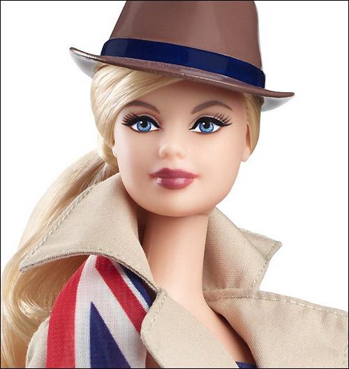 Коллекционная Барби новинка 2013 куклы мира великобритания