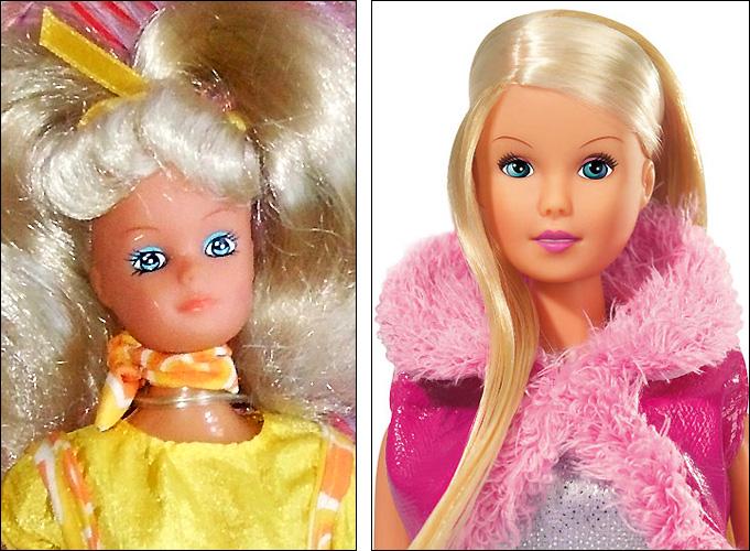 Молды куклы Штеффи фото Steffi Love