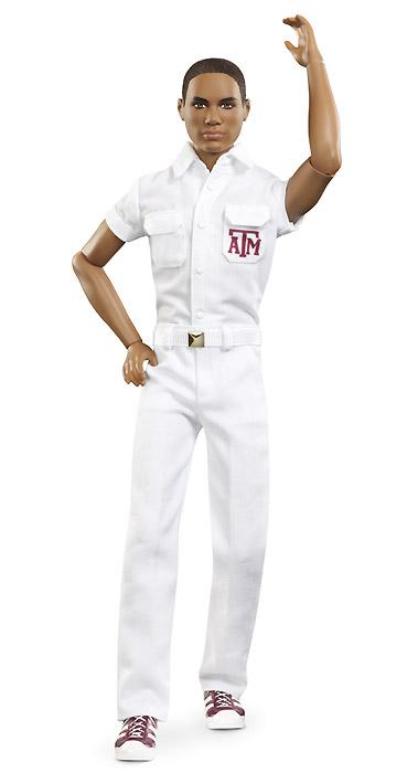 Коллекция University Barbie продолжается. Теперь и мужские персонажи!