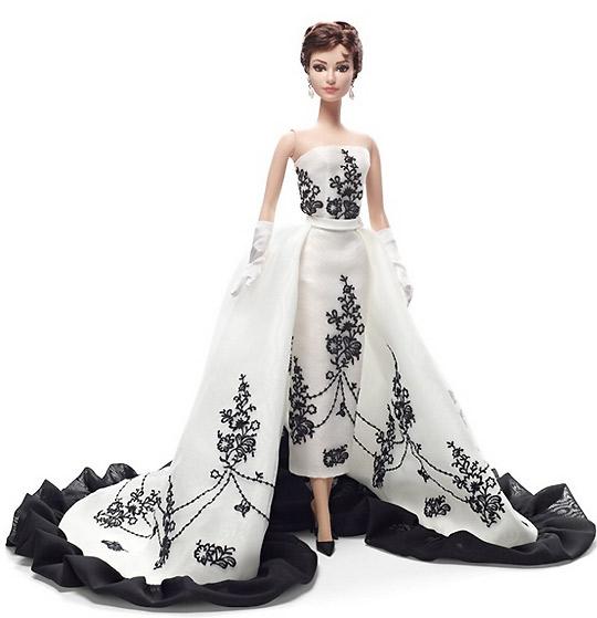 Новая коллекционная кукла Барби Audrey Hepburn as Sabrina