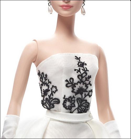 Новая коллекционная кукла Барби Одри Хэпберн Силкстоун