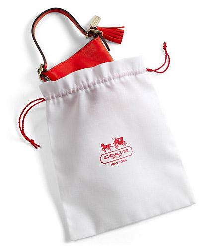 Чехол для сумки Coach Барби миниатюра фото