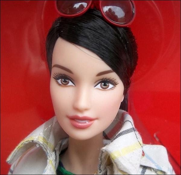 Новинка 2013 коллекционная кукла Барби Coach Barbie