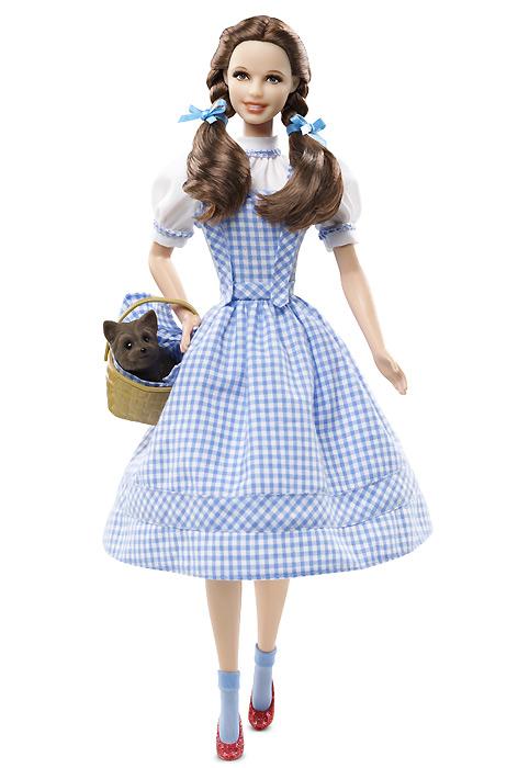 Куклы юбилейной коллекции The Wizard of Oz: 75 лет американской классике
