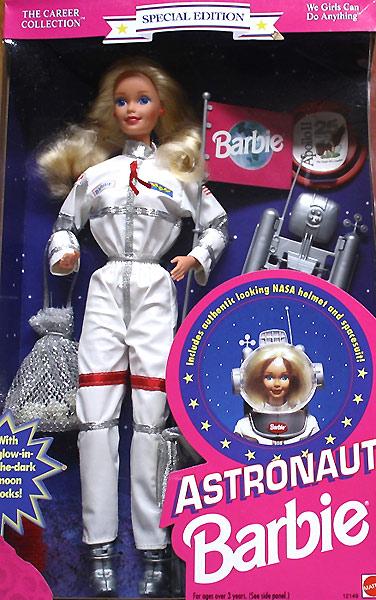 Кукла Барби космонавт-астронавт 1994