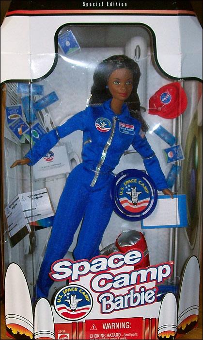 Кукла Барби в космическом лагере Space Camp Barbie