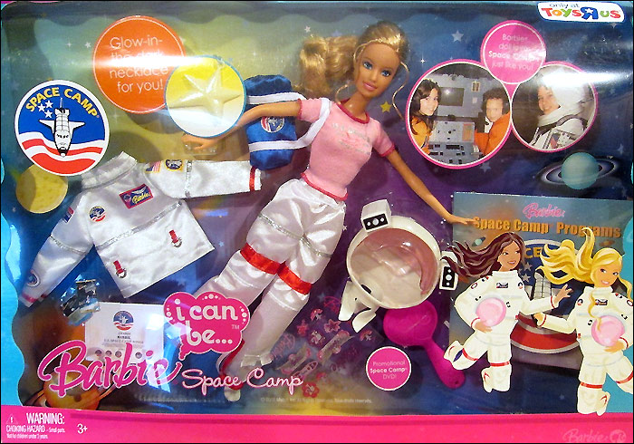 Кукла Барби в космическом лагере 2008