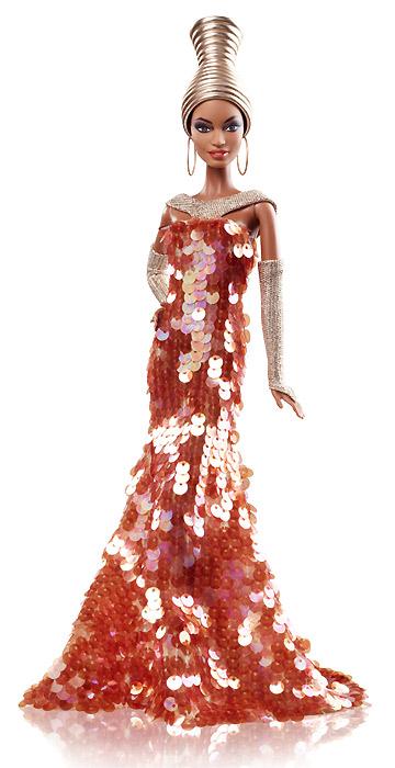 Stephen Burrows Alazne Barbie: необычная новинка 2013