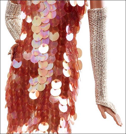 Коллекционная кукла Барби Stephen Burrows Alazne Barbie новинка Барби 2013