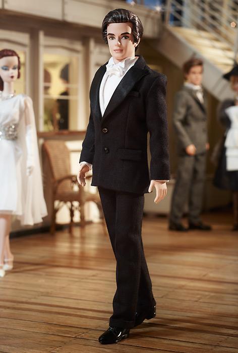 Коллекционная кукла Silkstone Tailored Tuxedo Ken 2013