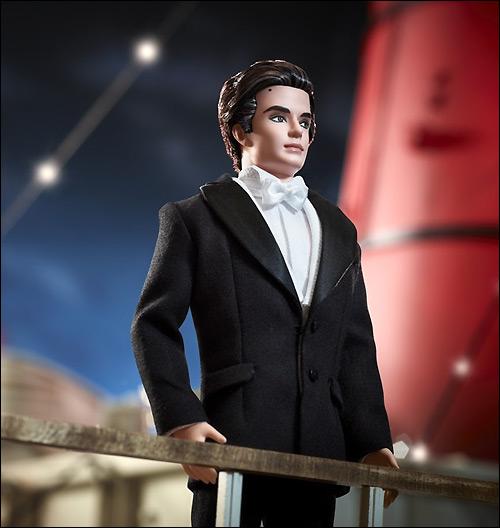 Коллекционная кукла Tailored Tuxedo Ken