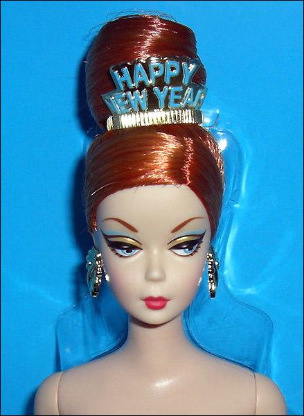 Новинка Барби 2013 года Happy New Year Barbie