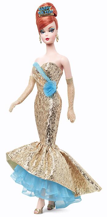 Happy New Year Barbie — новогодний клубный эксклюзив