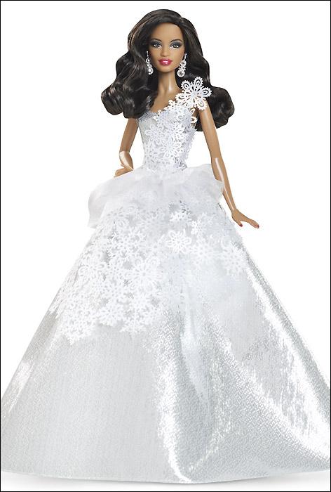 Holiday Barbie 2013. Отмечаем «серебряный юбилей» коллекции — 25 лет