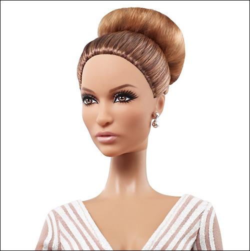 Коллекционная кукла Дженнифер Лопес Барби