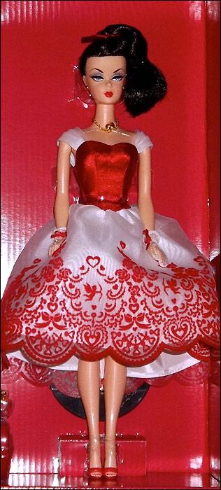 Коллекционная кукла Барби Cupid's Kisses фото