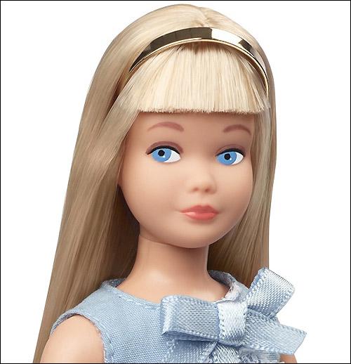 Коллекционная кукла Скиппер Skipper 50th Anniversary Doll портрет
