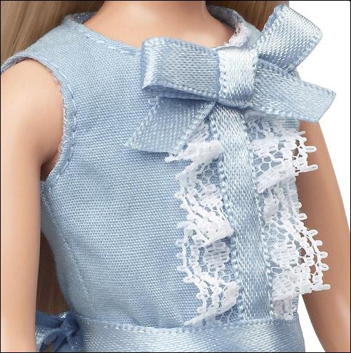 Коллекционная кукла Скиппер Skipper 50th Anniversary Doll наряд