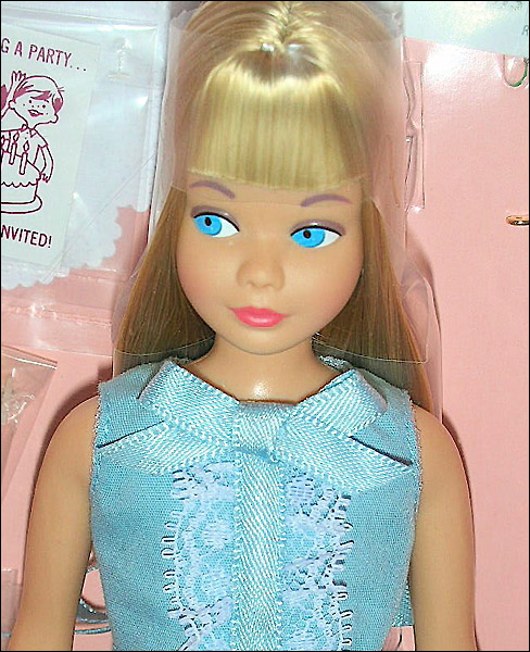 Живые фото новинки 2014 - кукла Скиппер 50-летие