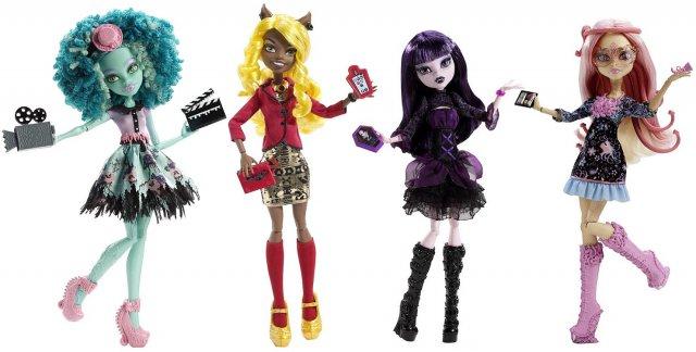 Школа Монстров в осаде: «Уральский родительский комитет» призывает запретить продажу кукол Monster High