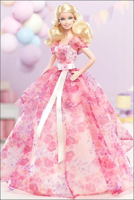 Birthday Wishes Barbie 2014 — новая Барби ко Дню рождения