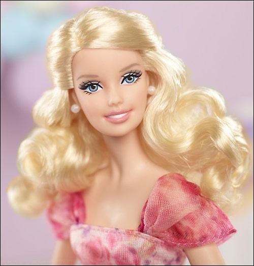 Коллекционная кукла Барби Пожелания День Рождения 2014 новинка