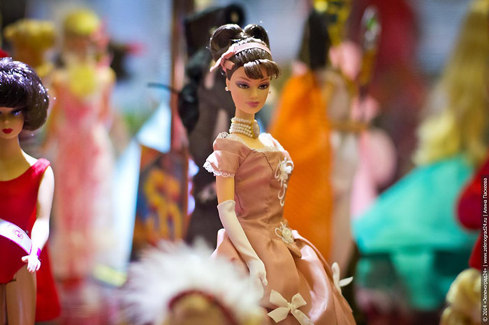 Коллекционная Барби Веджвуд фарфор Wedgwood Barbie