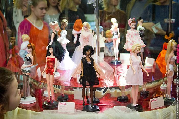 Коллекционные куклы Силкстоун Барби