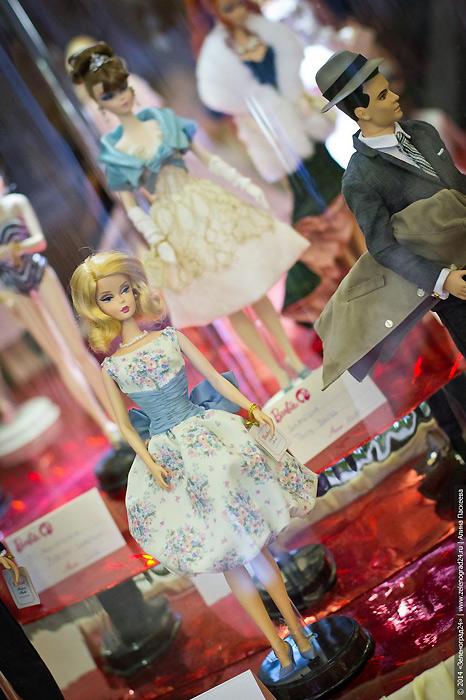 Коллекционные куклы Silkstone Barbie