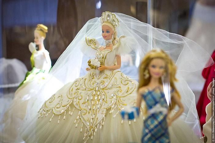 Коллекционная кукла Барби невеста Empress Bride Barbie живое фото